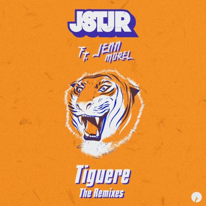 JSTJR Recruits a Fierce Squad on 'Tiguere the Remixes' EP for Insomniac Records