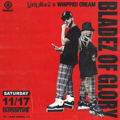 YehMe2 x WHIPPED CREAM