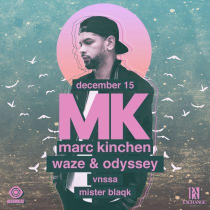 MK with Waze & Odyssey