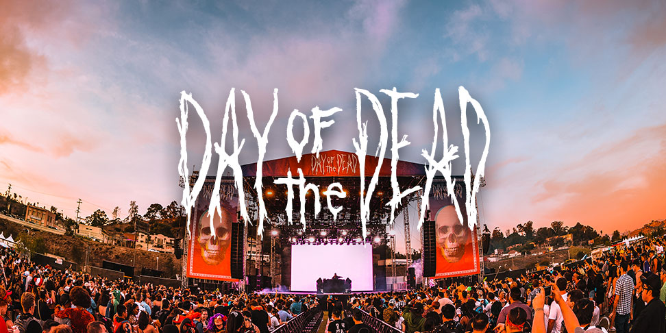 HARD Day of the Dead | Insomniac