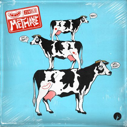"OMNOM and Zendlo Let the Bass Rip on ""Methane"" for Insomniac Records"