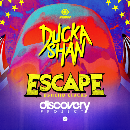 Announcing the Escape: Psycho Circus 2018 Discovery Project Winner