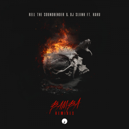 "Rell the Soundbender Goes Full Beast With ""Bamba"" Remix EP on Insomniac Records"
