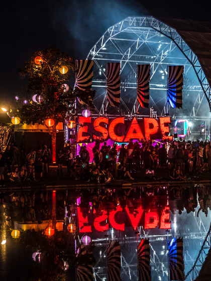 The Best of Escape: Psycho Circus 2018