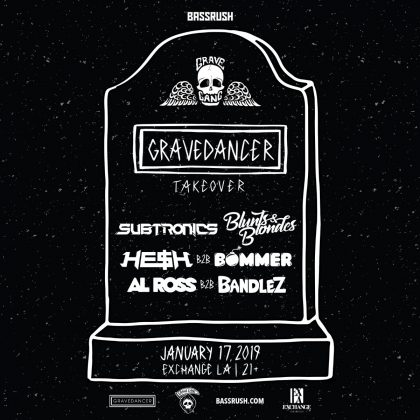 Gravedancer Takeover