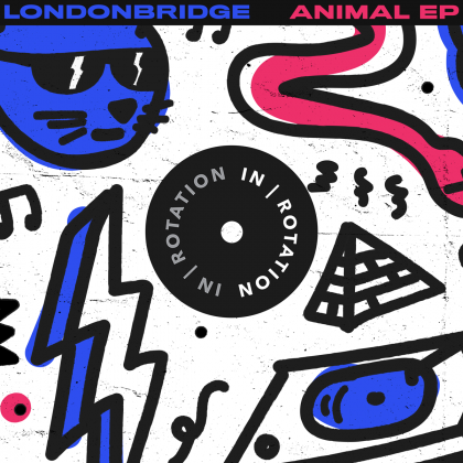LondonBridge Brings More Songwriting and Vocals to His New 'Animal' EP on IN / ROTATION
