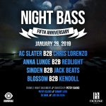 Night Bass Fifth Anniversary