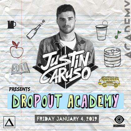 Justin Caruso presents Dropout Academy