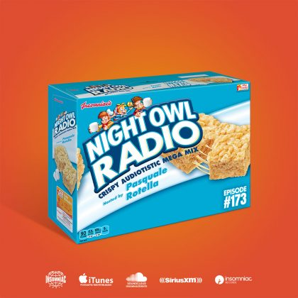 'Night Owl Radio' 173 ft. Audiotistic SoCal 2018 Mega-Mix