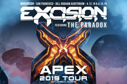 Announcing: Bassrush presents Excision - Apex Tour at Bill Graham Civic Auditorium