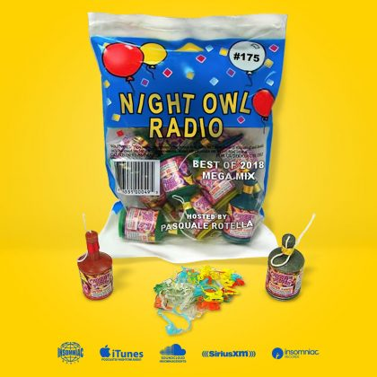 'Night Owl Radio' 175 ft. Best of 2018 Mega-Mix