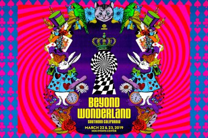 The Beyond Wonderland SoCal 2019 Lineup Is Here, and It's Massive!