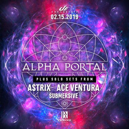 Alpha Portal (Astrix + Ace Ventura)
