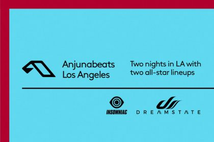 Announcing: Anjunabeats Los Angeles at the Hollywood Palladium