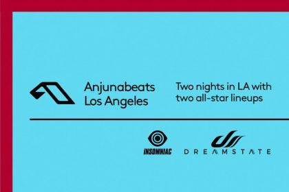 Announcing: Anjunabeats Los Angeles at the Hollywood Palladium