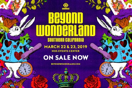 Beyond Wonderland SoCal 2019 Tickets Are Now on Sale!