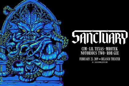 Announcing: Basscon presents Sanctuary at the Belasco