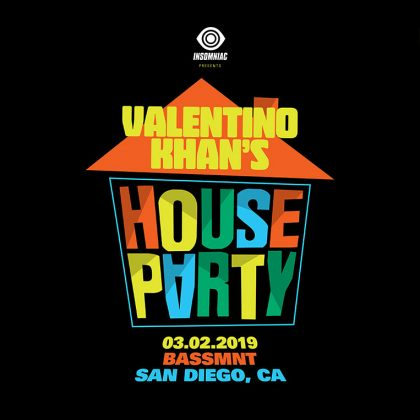 Valentino Khan's House Party