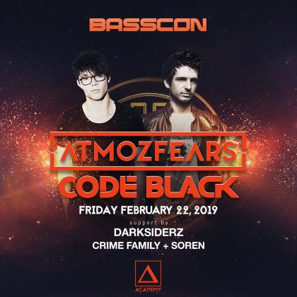 Atmozfears & Code Black