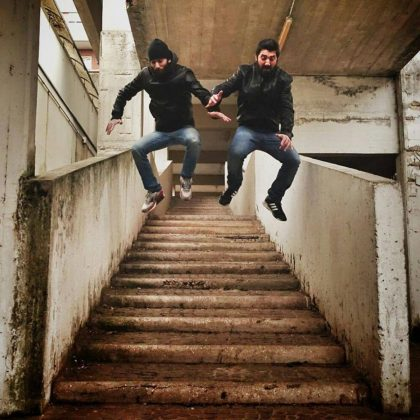 """Exept and Missin Dive Into Heady Minimal Darkstep on """"Something You Are"""""""