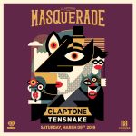 Claptone presents The Masquerade with Tensnake