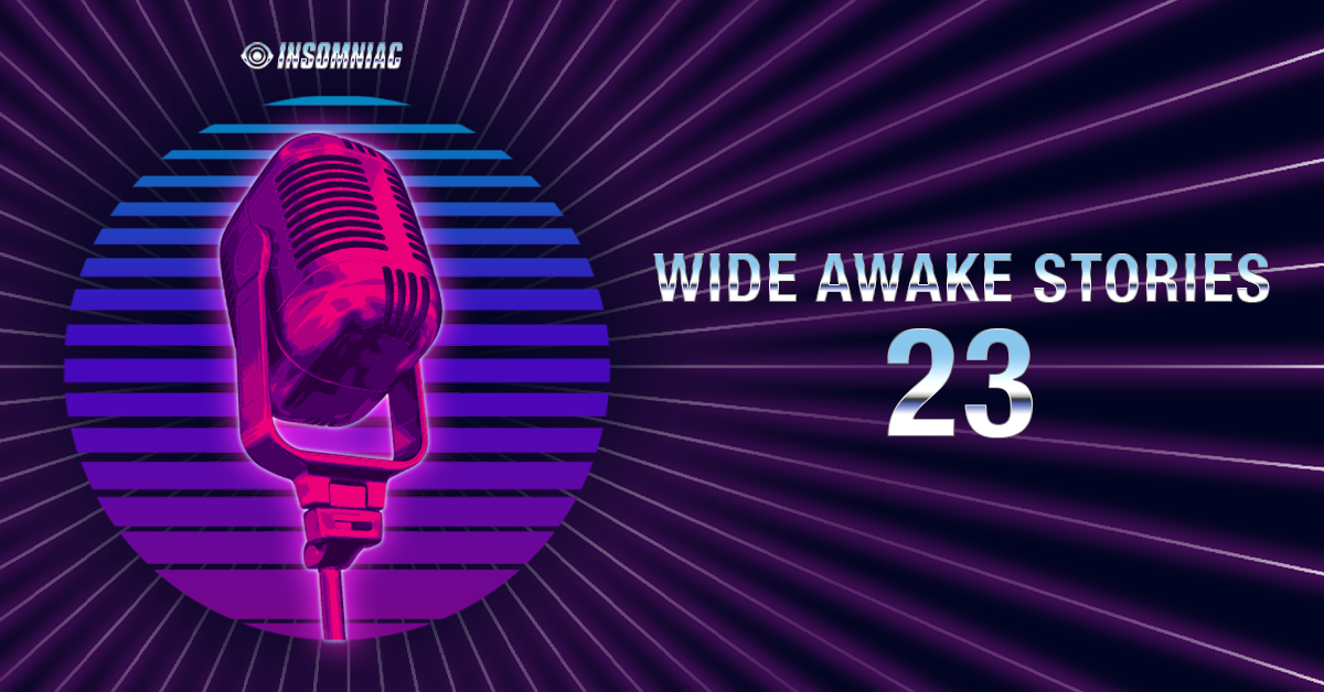 Wide Awake Stories' #023 ft  Ferry Corsten & Infected