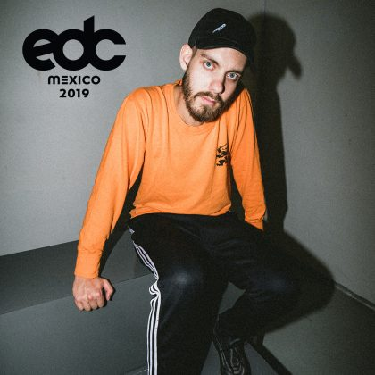 San Holo Showcases His Stunning Melodic Sensibilities With Euphoric EDC Mexico 2019 Mix