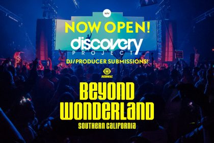 Discovery Project Now Open for Beyond Wonderland!