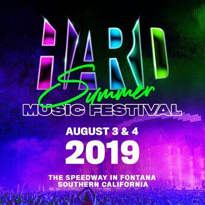 HARD Summer 2019