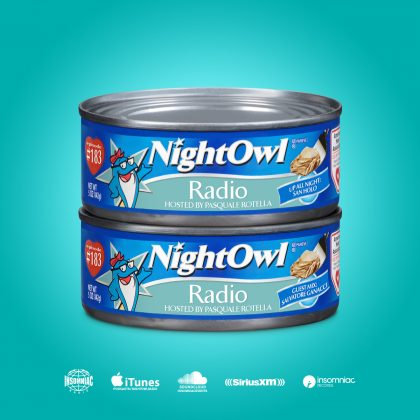 'Night Owl Radio' 183 ft. San Holo and Salvatore Ganacci