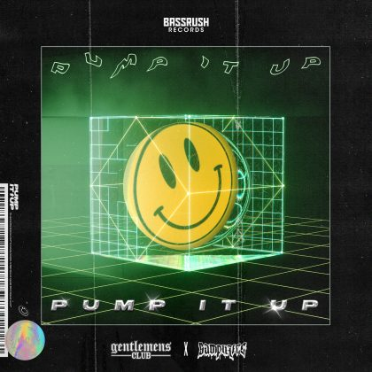 "Gentlemens Club and Samplifire Bridge the Old and New School With Neck-Snapping ""Pump It Up"" on Bassrush Records"