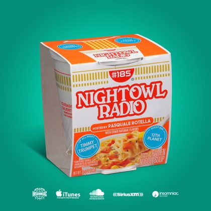 'Night Owl Radio' 185 ft. Timmy Trumpet and 12th Planet