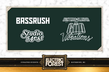 Additional Artists and Curated Event Series Announced for Electric Forest 2019