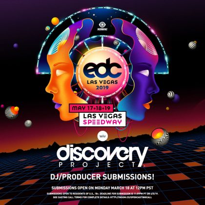 EDC Las Vegas 2019: DJ / Producer