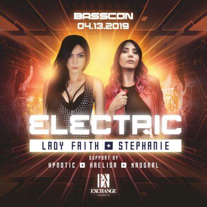 Lady Faith + Stephanie