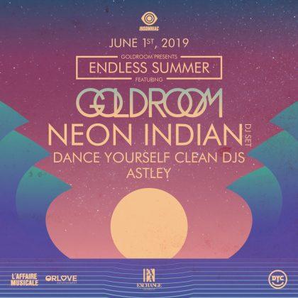Goldroom presents Endless Summer
