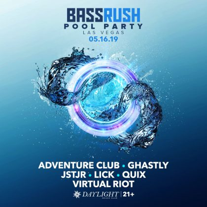 Bassrush Pool Party