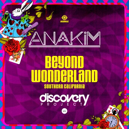 Introducing the Beyond Wonderland SoCal 2019 Discovery Project Winner