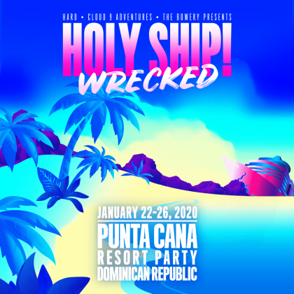 Holy Ship! Wrecked 2020