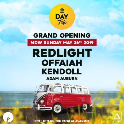 Redlight with Offaiah
