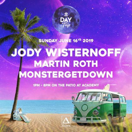 Jody Wisternoff with Martin Roth & Monstergetdown