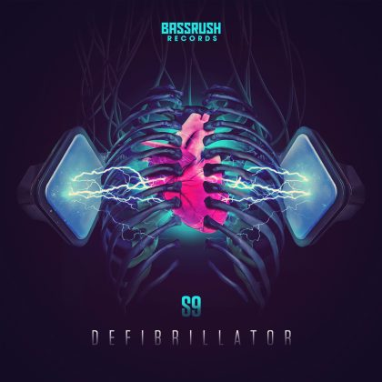 "S9 Gets the Chest Pumping With ""Defibrillator"" for Bassrush Records"