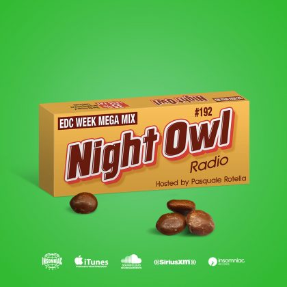 'Night Owl Radio' 192 ft. EDC Week 2019 Mega-Mix