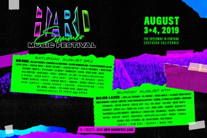 HARD Summer 2019 Lineup Announced