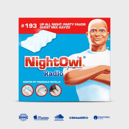 'Night Owl Radio' 193 ft. Party Favor and Kayzo