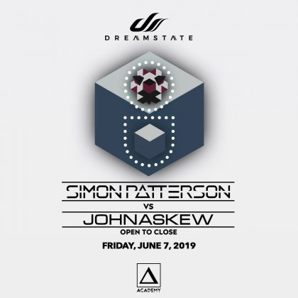 Simon Patterson vs. John Askew (Open To Close)