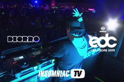 Deorro at EDC Las Vegas 2019