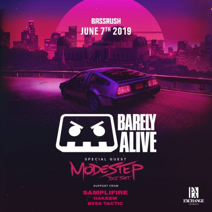 Barely Alive with Modestep
