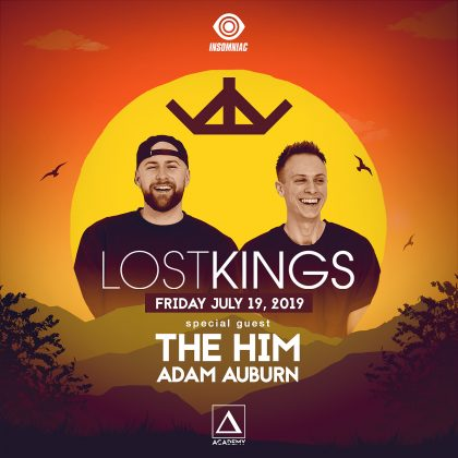 Lost Kings with The Him