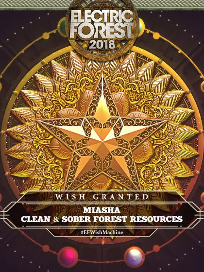 Wish Machine Dreams: Clean and Sober Forest Resources